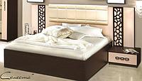 """Мебельная кровать """"Селеста"""" 160 Мастер-Форм /  Меблеве ліжко Селеста 160 Мастер-Форм"""