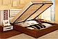 """Кровать """"Селеста"""" 160 Мастер Форм , фото 3"""