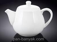 Чайник заварочный Wilmax  1л фарфор (994003 WL)