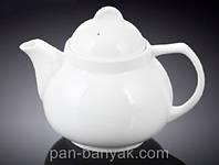 Чайник заварочный Wilmax  420мл фарфор (994009 WL)