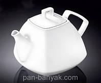 Чайник заварочный Wilmax  1,05л фарфор (994041 WL)