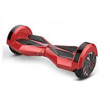 Гироскутер SmartWay Lambo LED Music красный (Гироборд, Smart Board скейт)