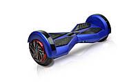 Гироскутер SmartWay Lambo LED Music синий (Гироборд, Smart Board скейт)