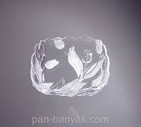 Nadin Satin Менажница d26,5 см стекло WG