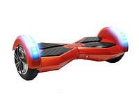 Гироскутер SmartWay Lambo LED Music оранжевый (Гироборд, Smart Board скейт)