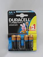 Батарейка DURACELL LR6  Turbo Max 1x(3+1)
