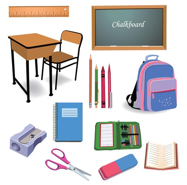 Школьные принадежности
