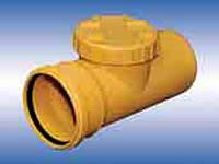 Ревизия наружной канализации Ø110