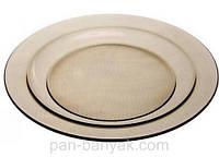 Тарелка десертная Luminarc Marly Fume круглая с бортом d19 см стеклокерамика (55106)