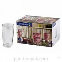 Набор стаканов высоких Luminarc Monaco 6 штук 250мл стекло (5123H)