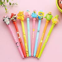 Ручки для детей (пикачу, марио, спанжбоб)