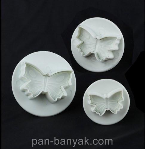 Форма для печенья бабочки 6