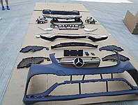 Обвес GLE63 AMG для Mercedes GLE-class