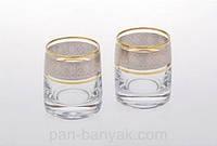 Набор стопок Bohemia Ideal 6 штук 60мл d4,5 см h6 см богемское стекло (25015-Q8074/60)