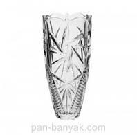 Ваза для цветов Bohemia Pinwheell h25 см богемское стекло (b89002-99030/250)