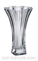 Neptune Ваза для цветов h26,5 см богемское стекло Bohemia