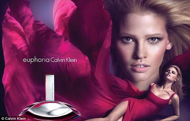 парфюмерия кельвин кляйн