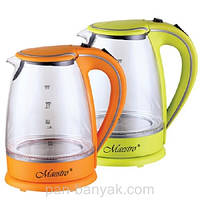 Чайник Maestro  1,7л стекло (064 MR)