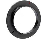 Реверсивный макро адаптер Sony NEX 52мм, кольцо