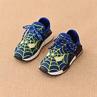Человек-паук детская обувь