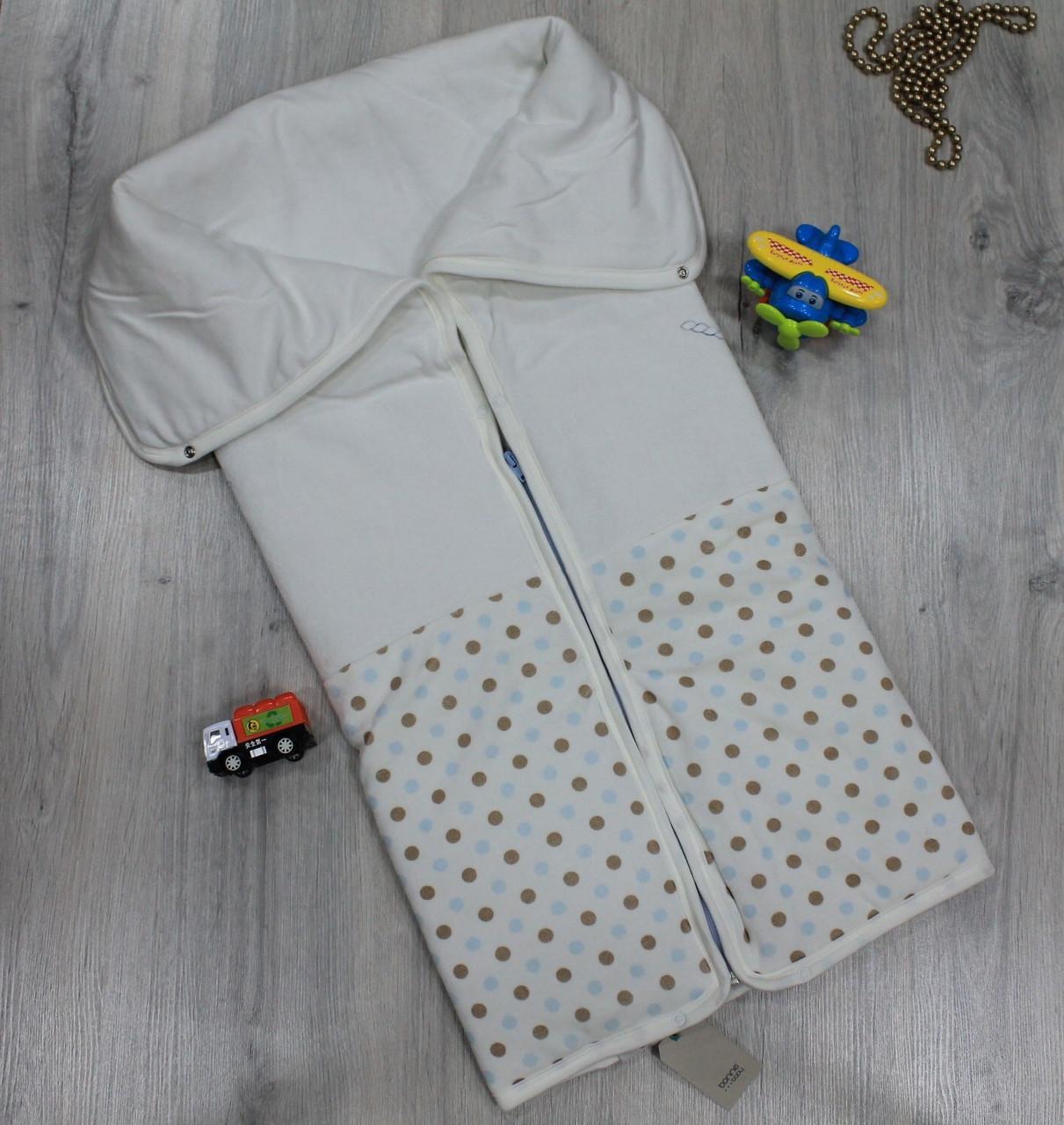 Детское одеяло трансформерконверт для новорожденногоматериал велюрсинтипонсезон осень- весна - Style-Baby детский магазин в Киеве