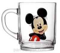Disney Mickey Colors Кружка 250мл ударопрочное стекло Luminarc
