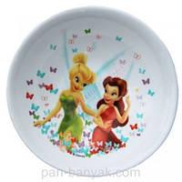 Disney Fairies Butterfly Салатник 350мл d16 см стеклокерамика Luminarc