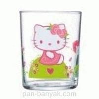 Набор стаканов высоких Luminarc Disney Hello Kitty Nordic 2 штуки 300мл стекло (5533H)