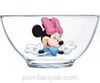 Салатник Luminarc Disney Minnie Colors 500мл d13 см h7 см ударопрочное стекло (9229H)