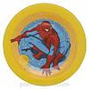 Тарелка десертная Luminarc Disney Spiderman Comic Bo круглая с бортом d19 см ударопрочное стекло (4351H)