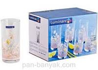 Набор стаканов высоких Luminarc Elize 6 штук 270мл стекло (75465)