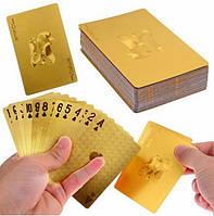 Покерные игральные пластиковые карты