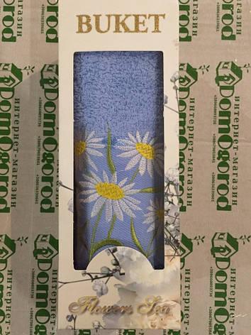 Полотенце Турция 50х90 в коробке (ассортимент), фото 2
