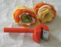 Ніж карбовочный Bron-Coucke для овочів (TCC01)