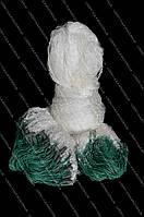 Рыболовные сети петербургодностенка для промышленного лова 100*1.8мм из нитки Ø 25