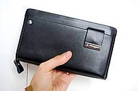 Мужской качественный клатч, барсетка. Мужское портмоне, кошелек. ЕК100