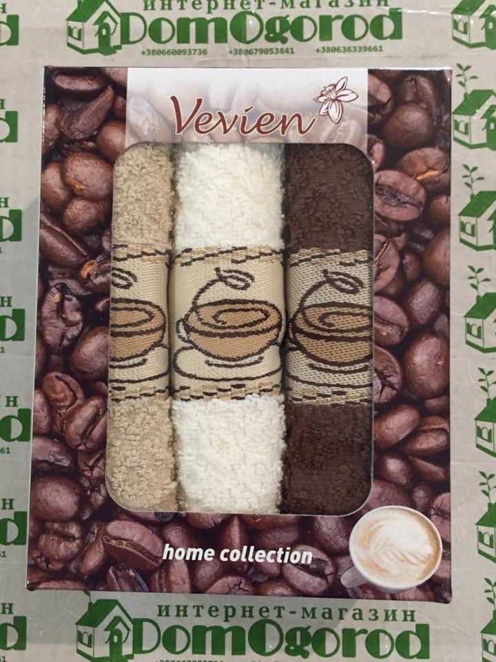 Набор полотенец Vevien 3шт кухня