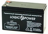 Аккумулятор Logicpower 7Ah 12V, фото 1