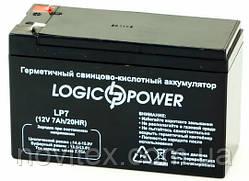 Аккумулятор Logicpower 7Ah 12V