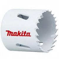 Биметаллическая кольцевая пила Makita 70 мм.