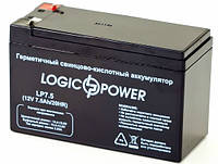 Аккумулятор Logicpower 12V 7.5AH