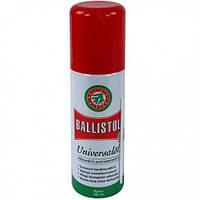Оружейное масло. Средства по уходу за оружием. Масло оружейное Klever Ballistol Spray универсальное 100ml