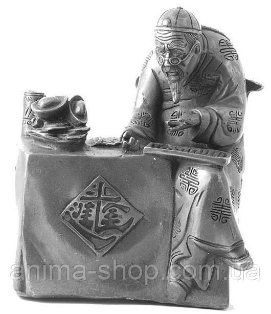 Статуя Счетовод Чен Лобань