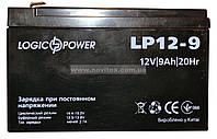 Аккумулятор Logicpower 9Ah 12V, фото 1