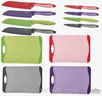 Набор ножей Petergoff  3 предмета нержавейка с антипригарным покрытием (22327 PH)