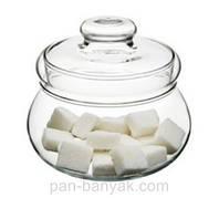 Сахарница 500мл стекло Simax