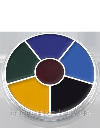 Грим CREAM COLOR CIRCLE (BLACK EYE 2)
