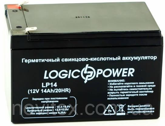 Аккумулятор Logicpower 12V 14AH