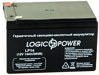 Аккумулятор Logicpower 12V 14AH, фото 1
