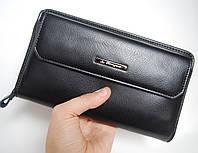 Мужской качественный клатч, барсетка. Мужское портмоне, кошелек. ЕК101